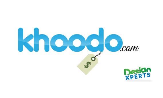 Inscrição nº                                         29                                      do Concurso para                                         Logo Design for khoodo.com