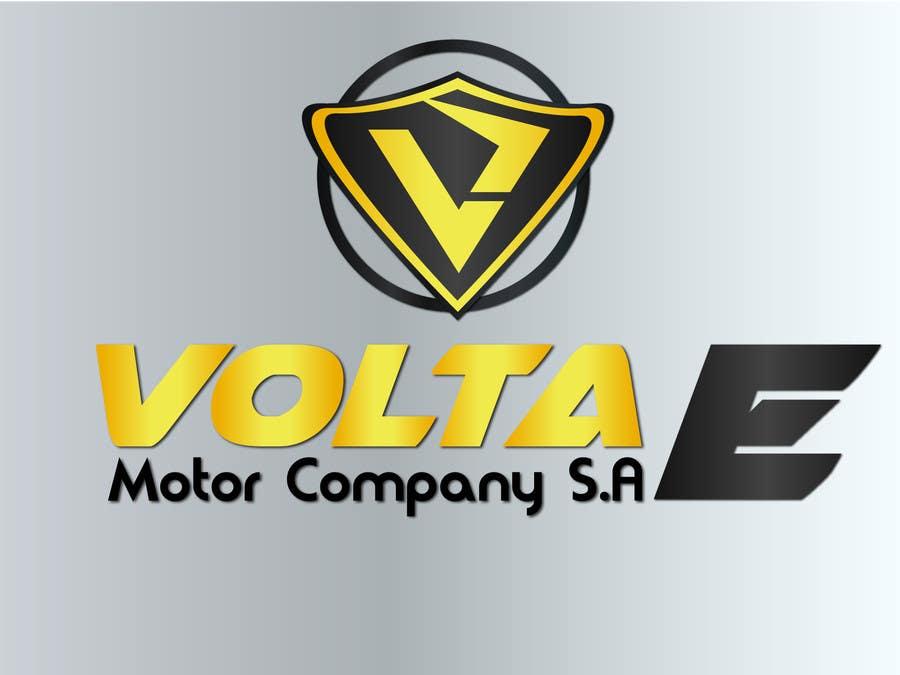 Kilpailutyö #29 kilpailussa Design a Logo for Volta E
