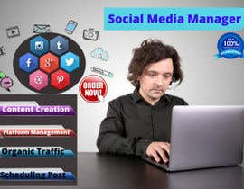 #1 for Social Media Manager freelancer af mymulbipul