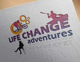 #12 dla Design a Logo for a business called 'Life Changing Adventures' przez Eurivargas