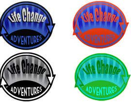 #10 dla Design a Logo for a business called 'Life Changing Adventures' przez tyler6674
