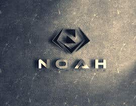 #105 pentru Redesign a Logo for wood watch company: NOAH de către EdesignMK