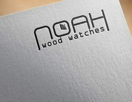 #49 for Redesign a Logo for wood watch company: NOAH af marcusodolescu