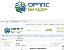 #62 cho Logo Design for OpticShop.ro bởi mega619