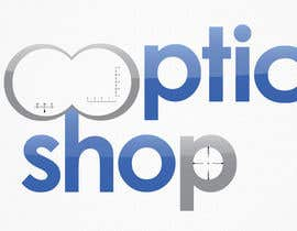 nº 48 pour Logo Design for OpticShop.ro par puya4puya