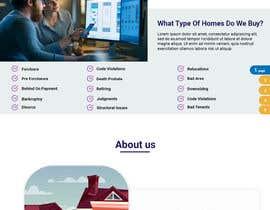 #58 for 1 page website design / redesign af habibfoysal