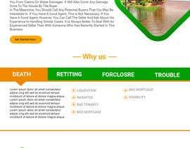 #66 for 1 page website design / redesign af habibfoysal