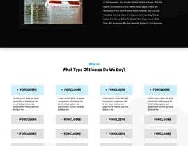 #68 for 1 page website design / redesign af imadeddinelmk