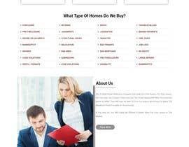 #42 for 1 page website design / redesign af redoyhossainbd