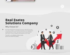 #87 for 1 page website design / redesign af ZukiM