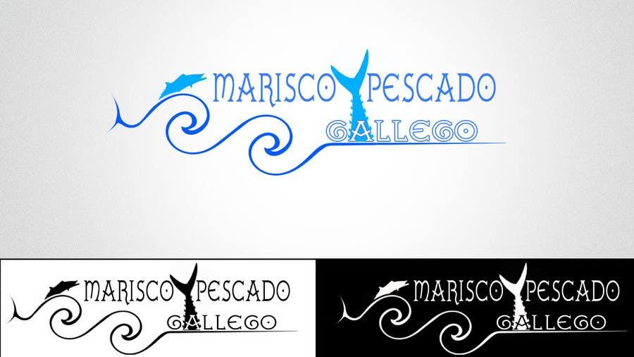 Inscrição nº 30 do Concurso para Marisco y Pescado Gallego