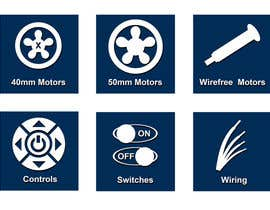 #4 pentru Design some Icons for automation website de către marija01