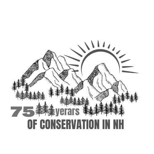 Inscrição nº                                         17                                      do Concurso para                                         Celebrating 75 Years of Conservation