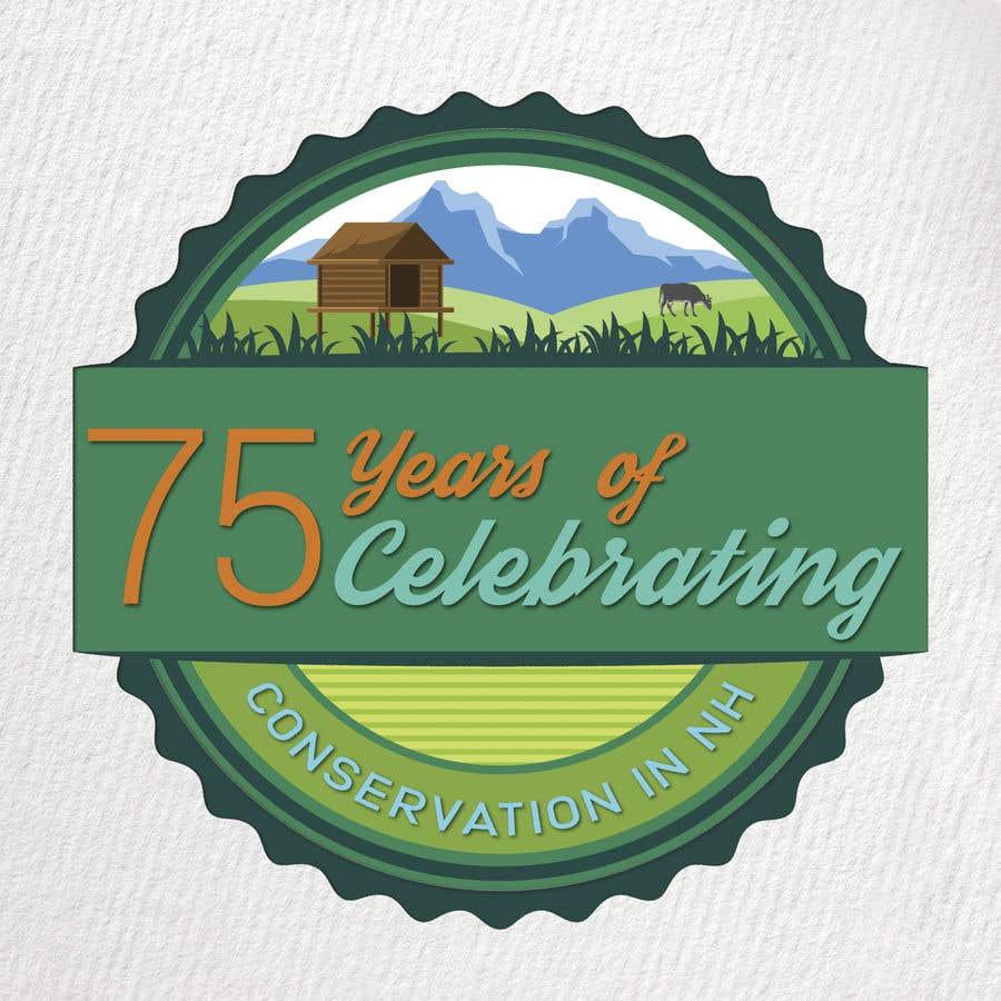 Inscrição nº                                         82                                      do Concurso para                                         Celebrating 75 Years of Conservation