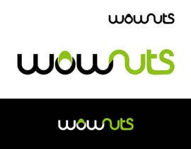 #183 for Design a Logo for WOW Nuts by mariacastillo67