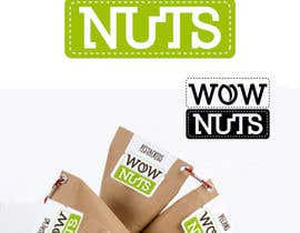 #231 for Design a Logo for WOW Nuts by mariacastillo67