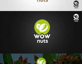 #48 for Design a Logo for WOW Nuts by letoleto