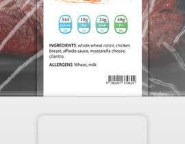 Nro 74 kilpailuun Design a Food Label käyttäjältä abdelali2013