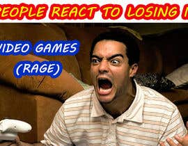 #81 for Create a Youtube thumbnail photo ----- for a youtube video (People React to losing in video games (RAGE)) by aburaihanbd