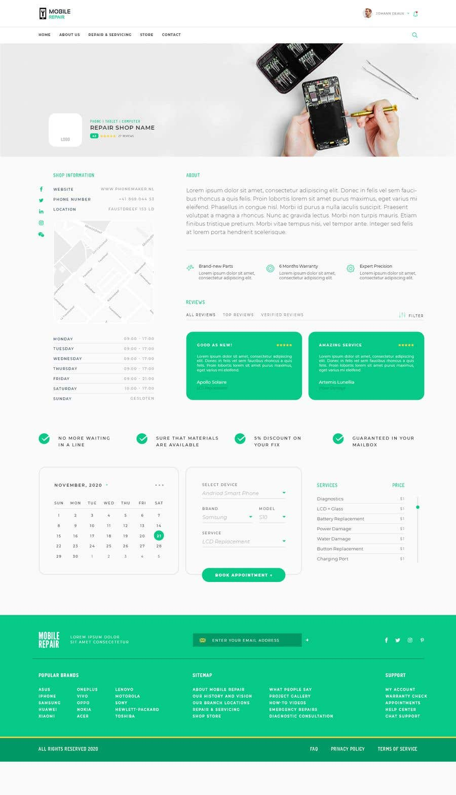 Contest Entry #                                        26                                      for                                         UX design 5 pages