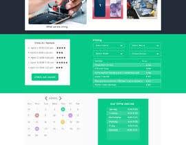 #17 for UX design 5 pages af Manpreetghumiara