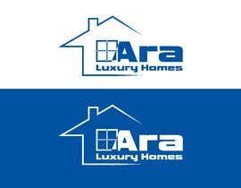 #873 for Logo for luxury home builder af StoimenT