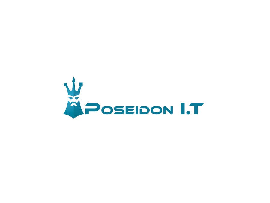 Contest Entry #                                        71                                      for                                         Design a Logo for Poseidon IT