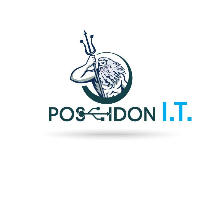 Contest Entry #44 for Design a Logo for Poseidon IT