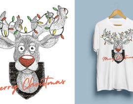 #71 for Christmas Shirt by LibbyDriscoll
