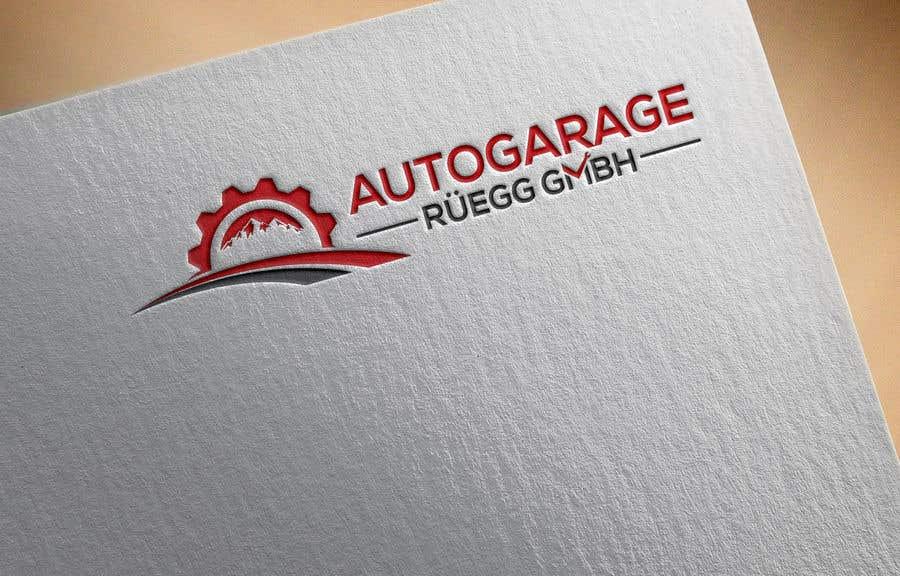Bài tham dự cuộc thi #                                        580                                      cho                                         Autogarage Rüegg GmbH