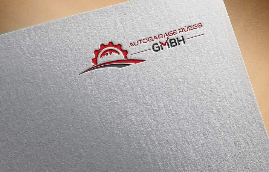 Bài tham dự cuộc thi #                                        581                                      cho                                         Autogarage Rüegg GmbH