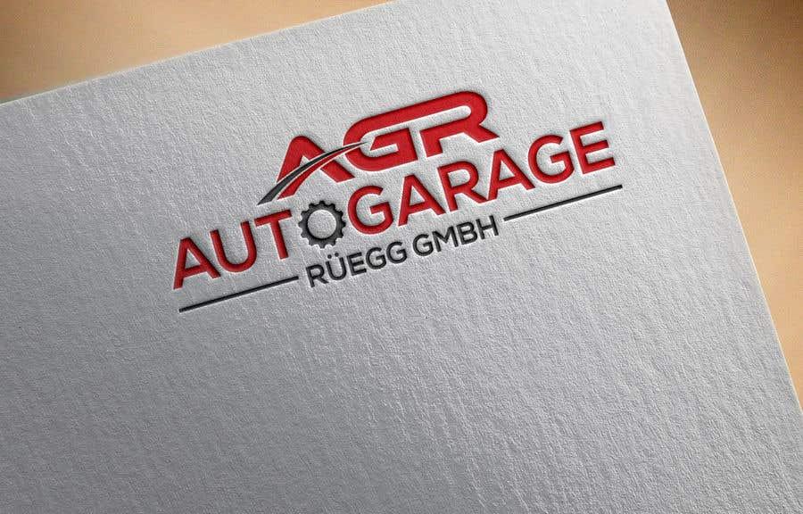 Bài tham dự cuộc thi #                                        585                                      cho                                         Autogarage Rüegg GmbH