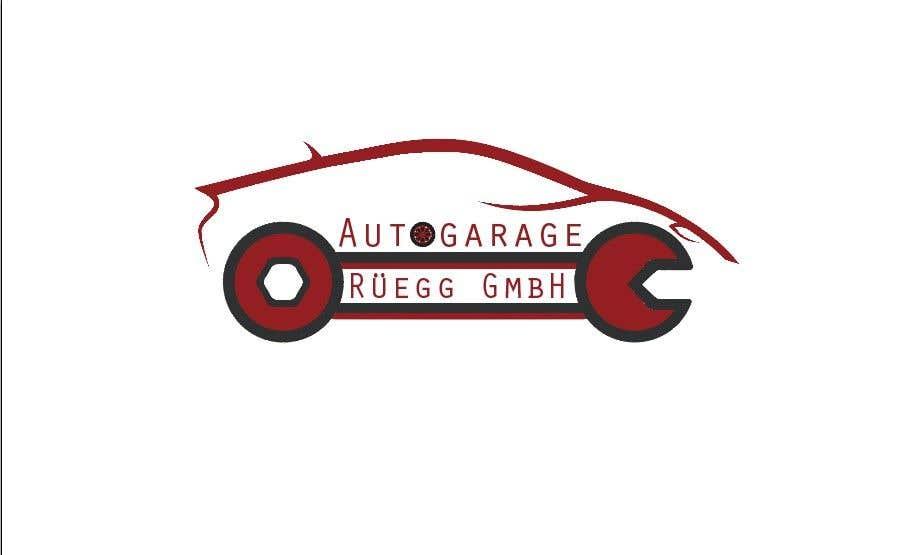 Bài tham dự cuộc thi #                                        446                                      cho                                         Autogarage Rüegg GmbH