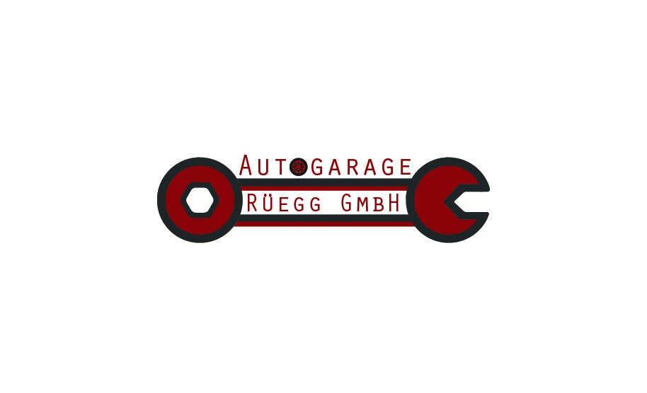Bài tham dự cuộc thi #                                        447                                      cho                                         Autogarage Rüegg GmbH