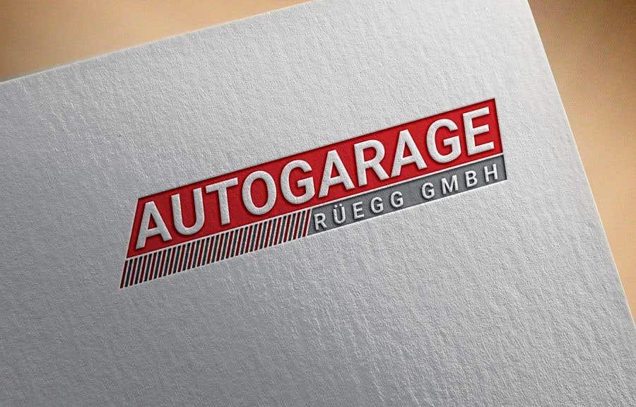 Bài tham dự cuộc thi #                                        528                                      cho                                         Autogarage Rüegg GmbH