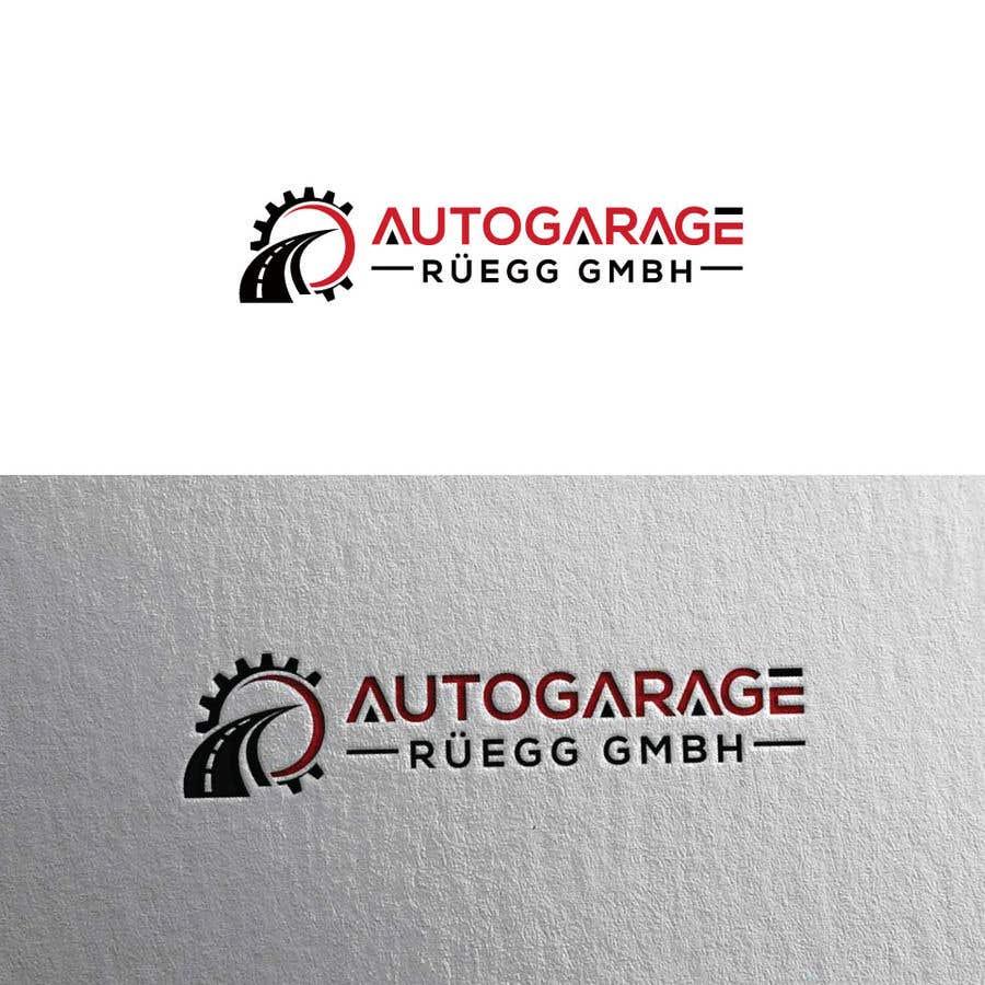 Bài tham dự cuộc thi #                                        583                                      cho                                         Autogarage Rüegg GmbH