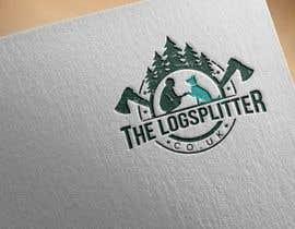 #422 untuk Logo Design - thelogsplitter.co.uk oleh khshovon99