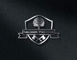 #407 untuk Logo Design - thelogsplitter.co.uk oleh rahaditbd