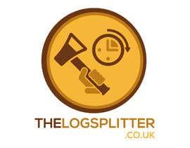 #410 untuk Logo Design - thelogsplitter.co.uk oleh ZannatulDesign