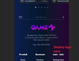 #1322 untuk Design a Logo for Gaming products website oleh ushi123