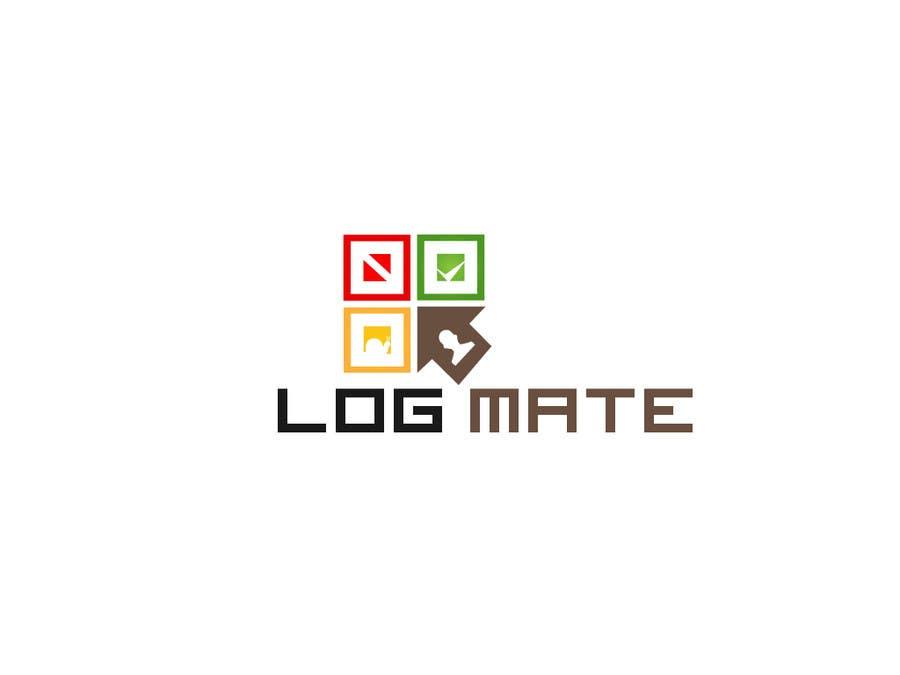 Kilpailutyö #                                        76                                      kilpailussa                                         Logo Design for Digital Drivers Logbook Application