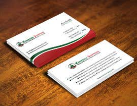 #180 para Design some Business Card for shipping company de gohardecent