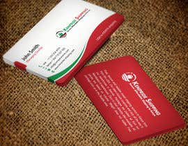#160 para Design some Business Card for shipping company de mdreyad
