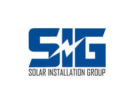 #42 para Design a Logo for SIG - Solar Installation Group de brijwanth