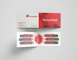 BikashBapon tarafından Design a super creative business card. için no 498