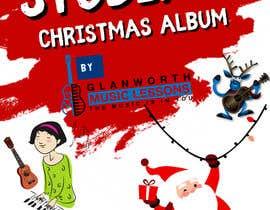 #42 cho Design a student Christmas album cover for for a music school **Easy Brief** bởi sithalchordia