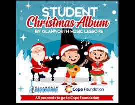 #32 cho Design a student Christmas album cover for for a music school **Easy Brief** bởi jorgesanchez1991