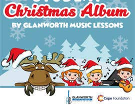 #57 cho Design a student Christmas album cover for for a music school **Easy Brief** bởi bambi90design