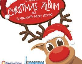 #36 cho Design a student Christmas album cover for for a music school **Easy Brief** bởi jorissaabdi