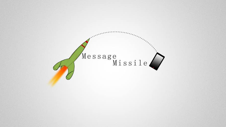 #1 for Logo Design for MessageMissile by fingal77